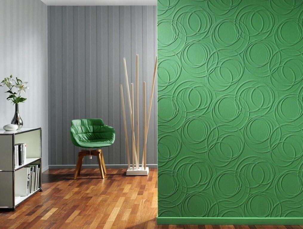 При ремонте квартиры чем отделать стены: краска, обои, декоративная штукатурка?