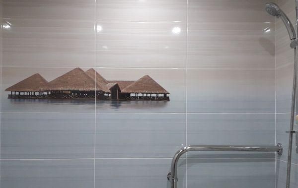 Ремонт ванной комнаты в жилой квартире