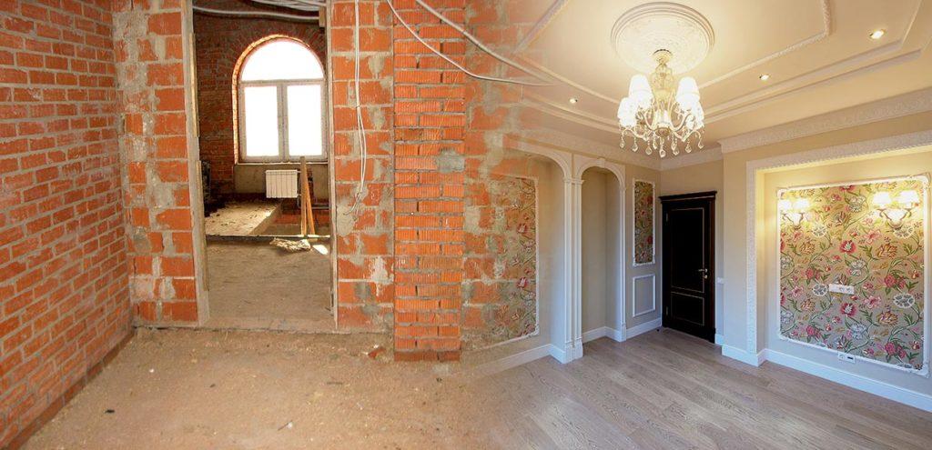 Этапы капитального ремонта «под ключ» дома или коттеджа. И как выбрать добросовестного подрядчика?